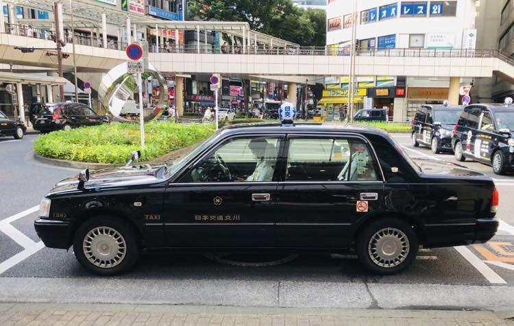 日本交通立川株式会社 (立川市)本社 のタクシー求人 東京都・入社祝い金支給