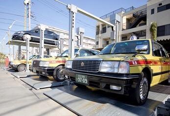株式会社日幸:NIKKOTAXI  (葛飾区) 本社 タクシー求人 東京都・入社祝い金支給